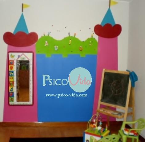 C mo decorar la habitaci n y estimular el aprendizaje for Decoracion de espacios de aprendizaje