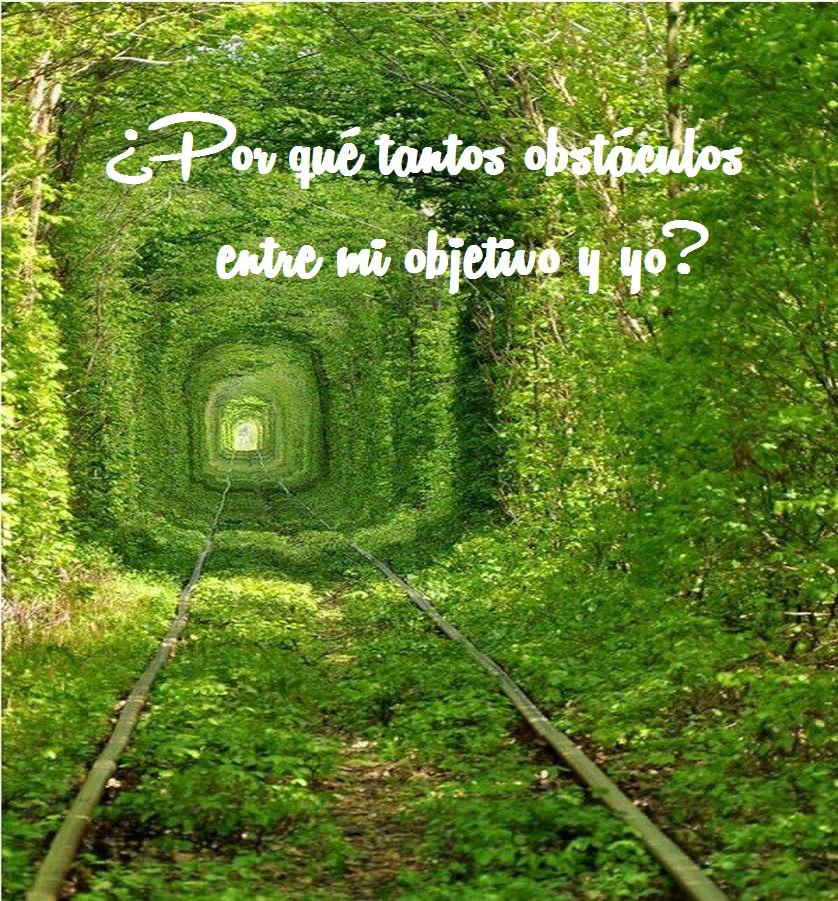 ¿Obstáculos en la vida? OBSTÁCULOS.