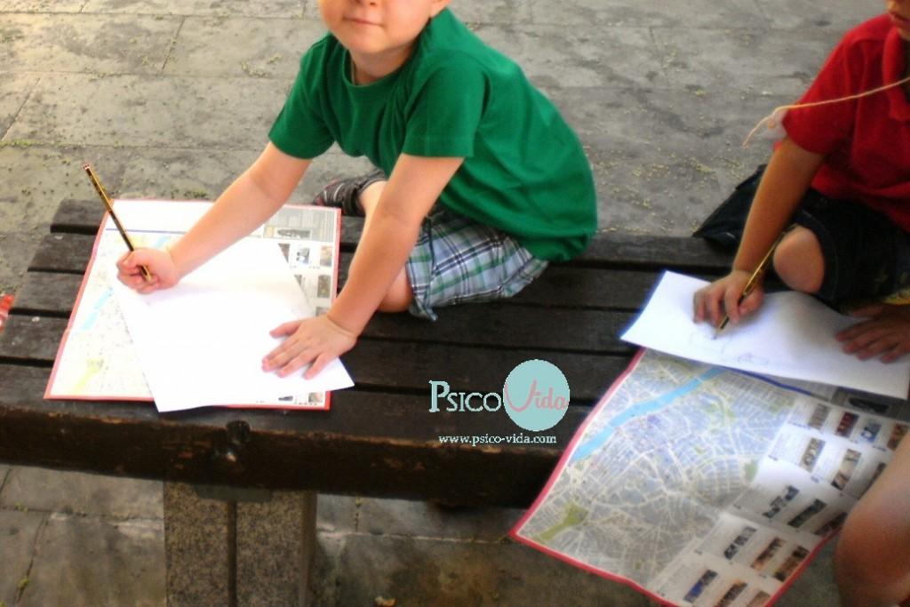 Cómo enseñar el Mudéjar Aragonés a niños. Gabinete de Psicología Psico-Vida. Zaragoza
