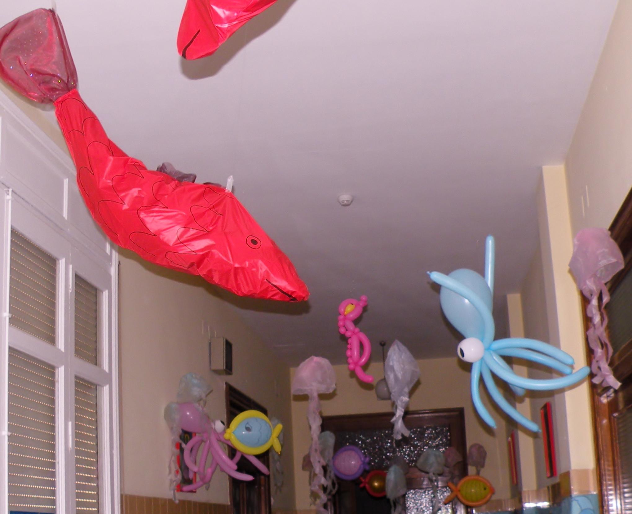 Cómo decorar el cole y el aula. Ideas (10)