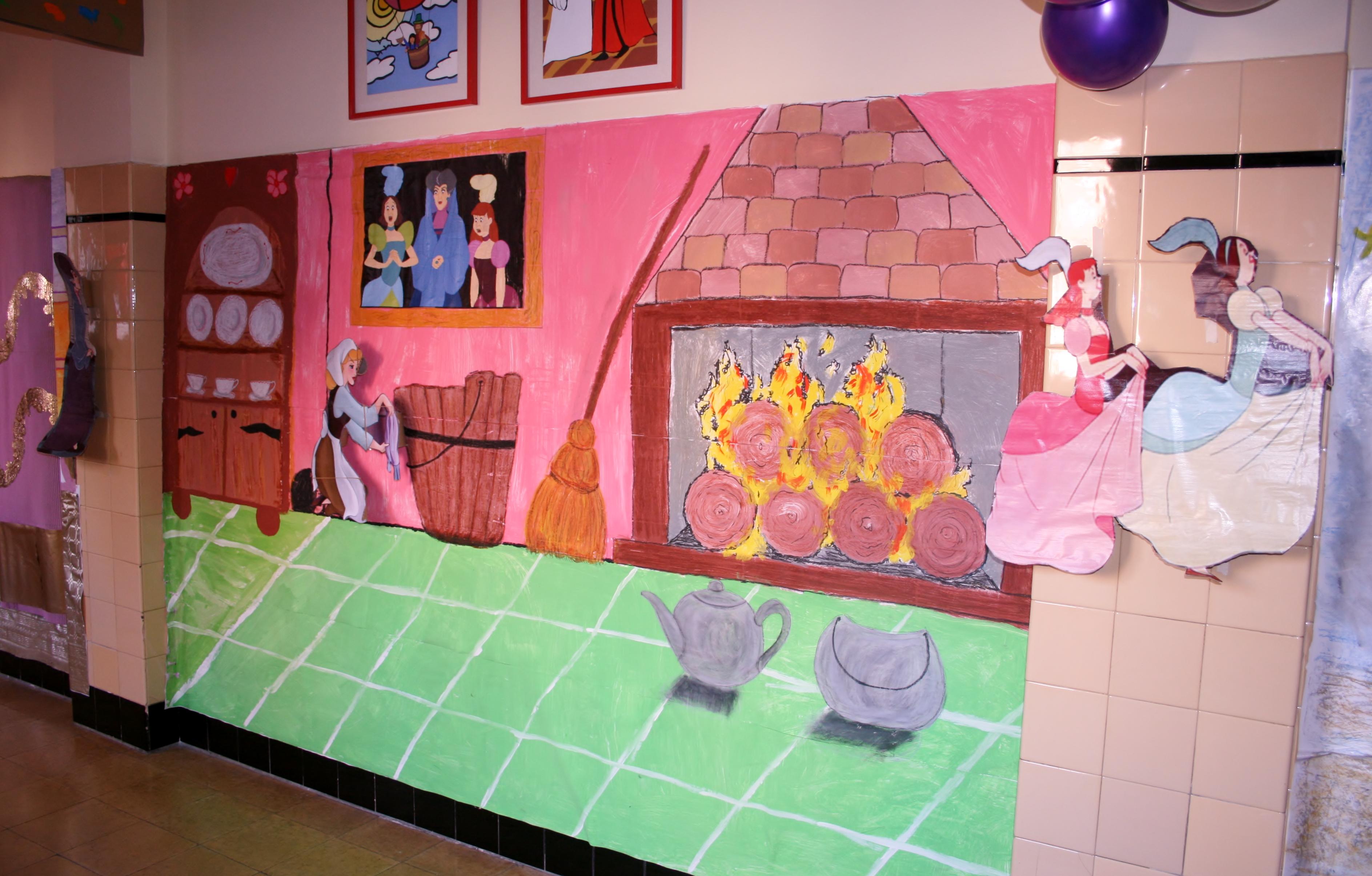 Cómo decorar el cole y el aula. Ideas (23)
