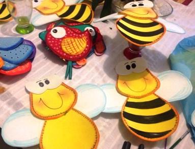C mo decorar el cole y el aula ideas psico vida for Decoracion primavera infantil