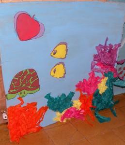 Cómo decorar el cole y el aula. Ideas (9)
