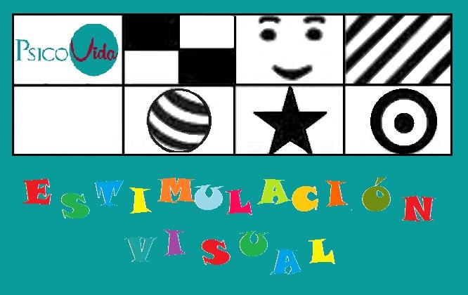 Ejercicios estimulación visual niños