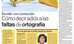 Psico-Vida en Educar Hoy. Ortografía